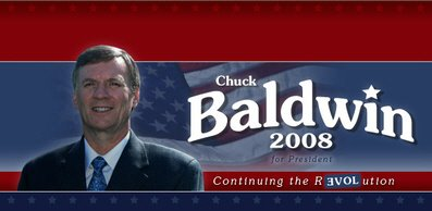 Chuck Baldwin for President