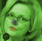 Senator Claire McCaskill Grinch